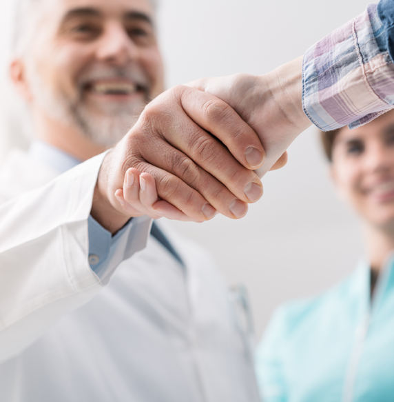 YOUR PARTNER IN THE HEALTHCARE INDUSTRY